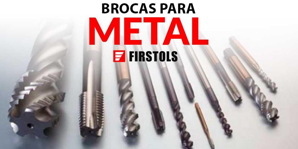 Brocas-para-Metal