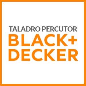 Black-and-Decker-taladro-percutor