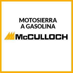 McCulloch-Motosierras-de-gasolina