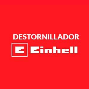 destornillador-Einhell-inalambrico